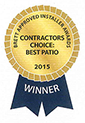 Brett Paving approved installers awards 2015